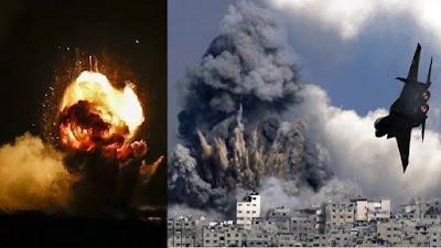 Serangan Israel ke Gaza Sudah Menewaskan 83 Orang dan 480 Luka-luka