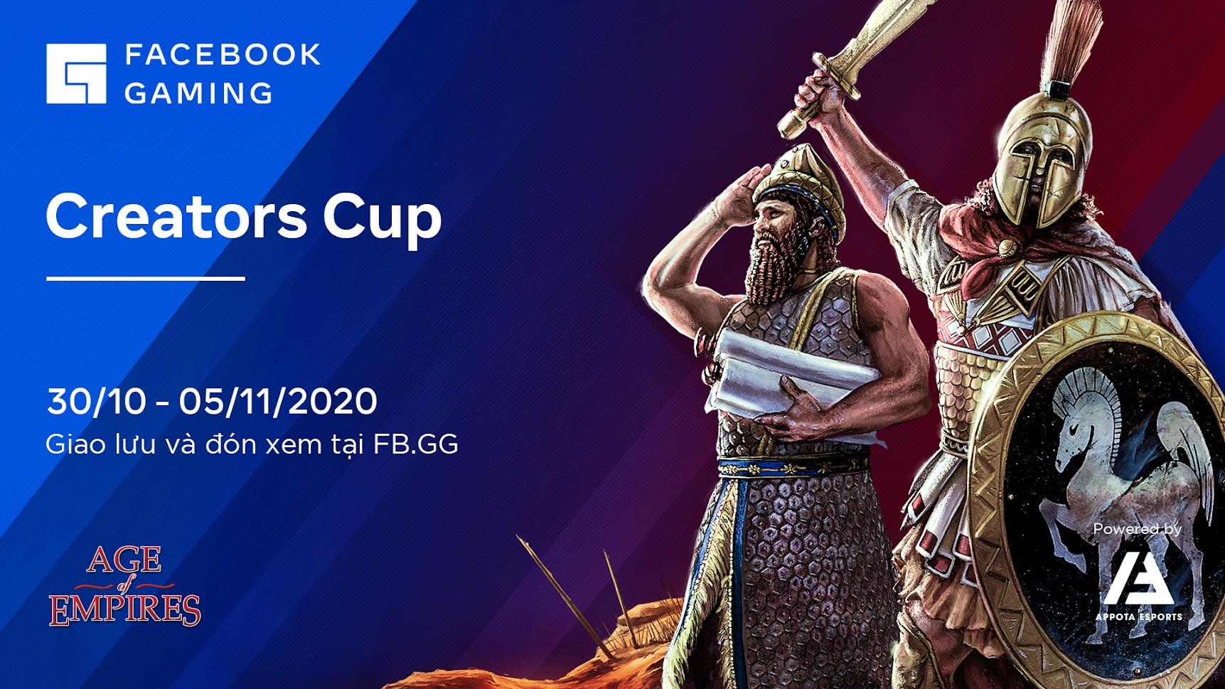 Facebook Creators Cup - Bảng Xếp Hạng và Cập Nhật Kết Quả