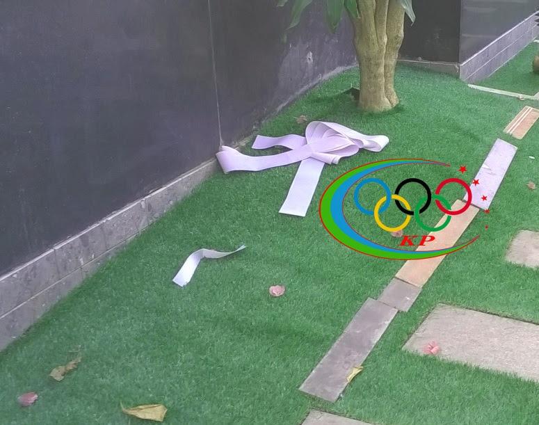 Thảm sân golf có thể xài ở những khu vực đặc biệt