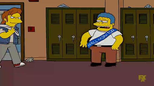 Los Simpsons 18x13 Creciendo en Springfield