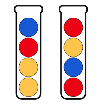 【Android/iOS】Ball Sort Puzzle – 小球分類解謎遊戲