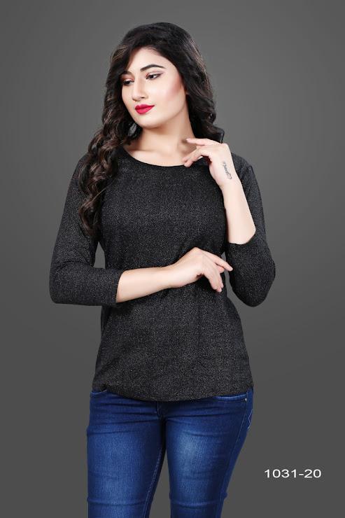 Gati 1031-20 Kavya Girls Tshirt Manufacturer Wholesaler