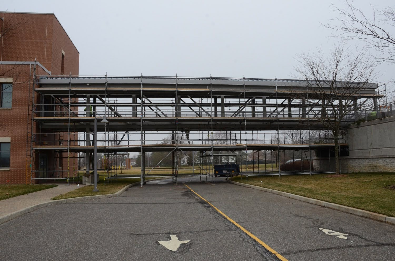 superior scaffold, scaffolding, bridge, work deck, system scaffold, truss, New Jersey, nj, pa, philadelphia