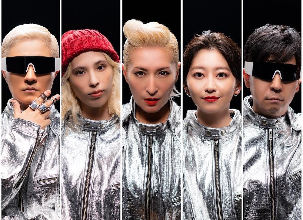 m-flo ♡ chelmico 新曲〈RUN AWAYS〉化身宇宙戰士