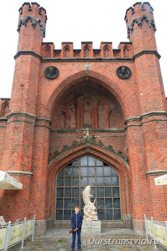Росгартенские ворота, Калининград