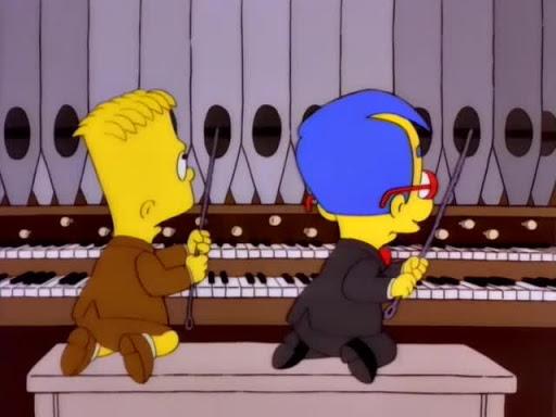 Los Simpsons 7x04 Bart vende su alma