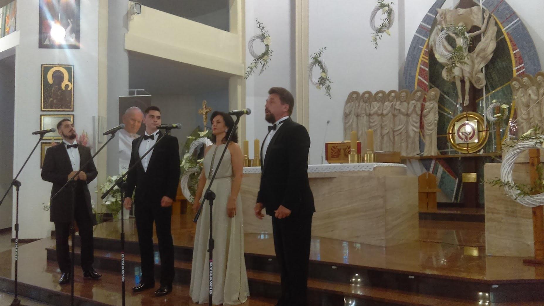 Parafia Rzymsko - Katolicka N.M.P. Wspomoycielki Wiernych