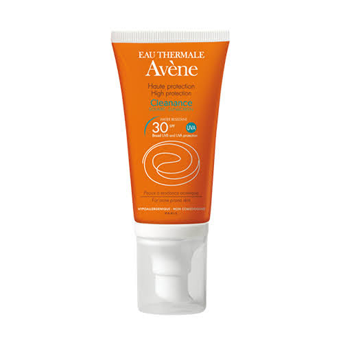 kem chống nắng avene high protection cleanance sunscreen spf30