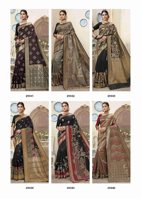 Buy Shakunt Prachita Latest Sarees Catalog Online Wholesaler