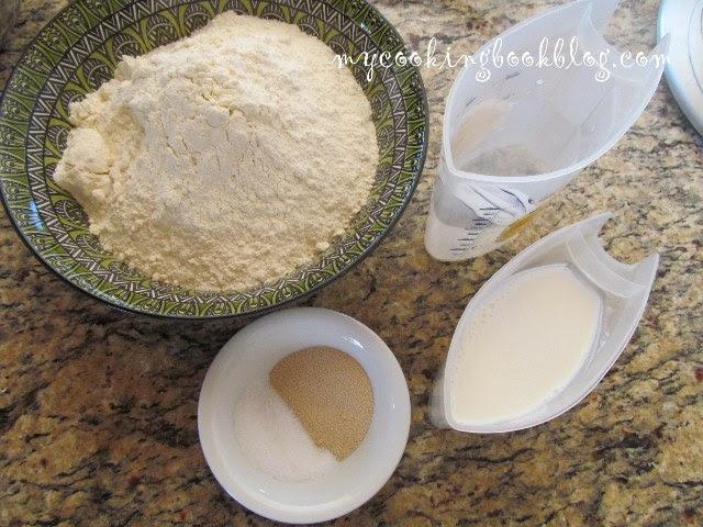 Плосък хляб (by Xristo Karoli) - продукти