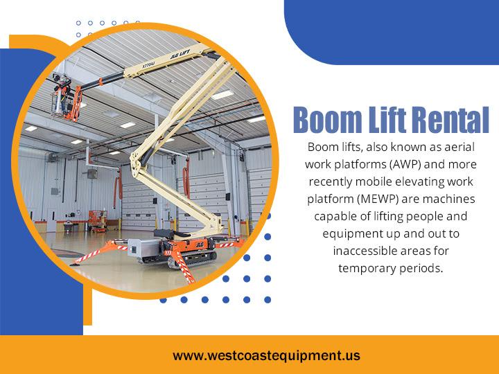 Boom Lift Rental San Bernardino