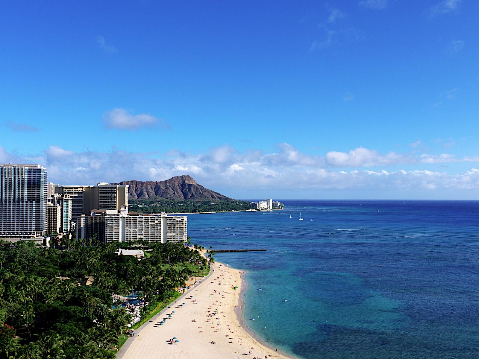 ミチヨ、ハワイへ行く⑤〜オアフ島へ