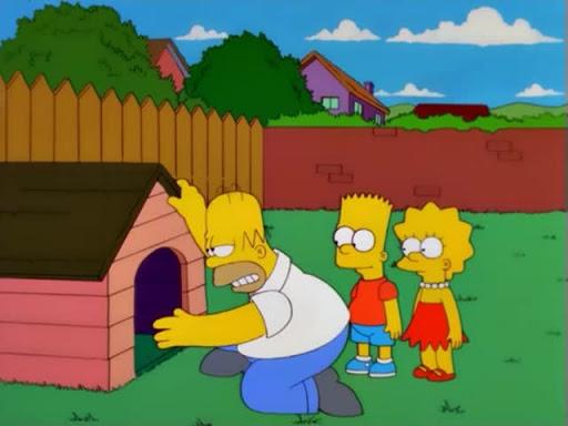 Los Simpsons 12x02 El cuento de Dos ciudades