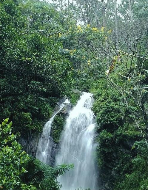 Wewessa Ella Falls