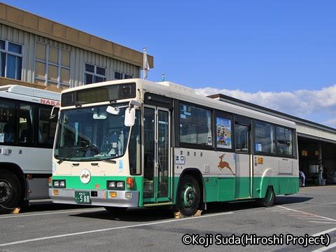 奈良交通 葛城 ・588