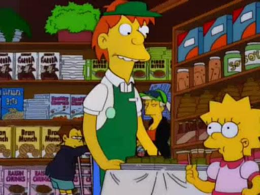 Los Simpsons 10x07 Lisa obtiene un 10