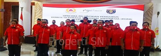 Komite olagraga Kabupaten Ngawi Jatim