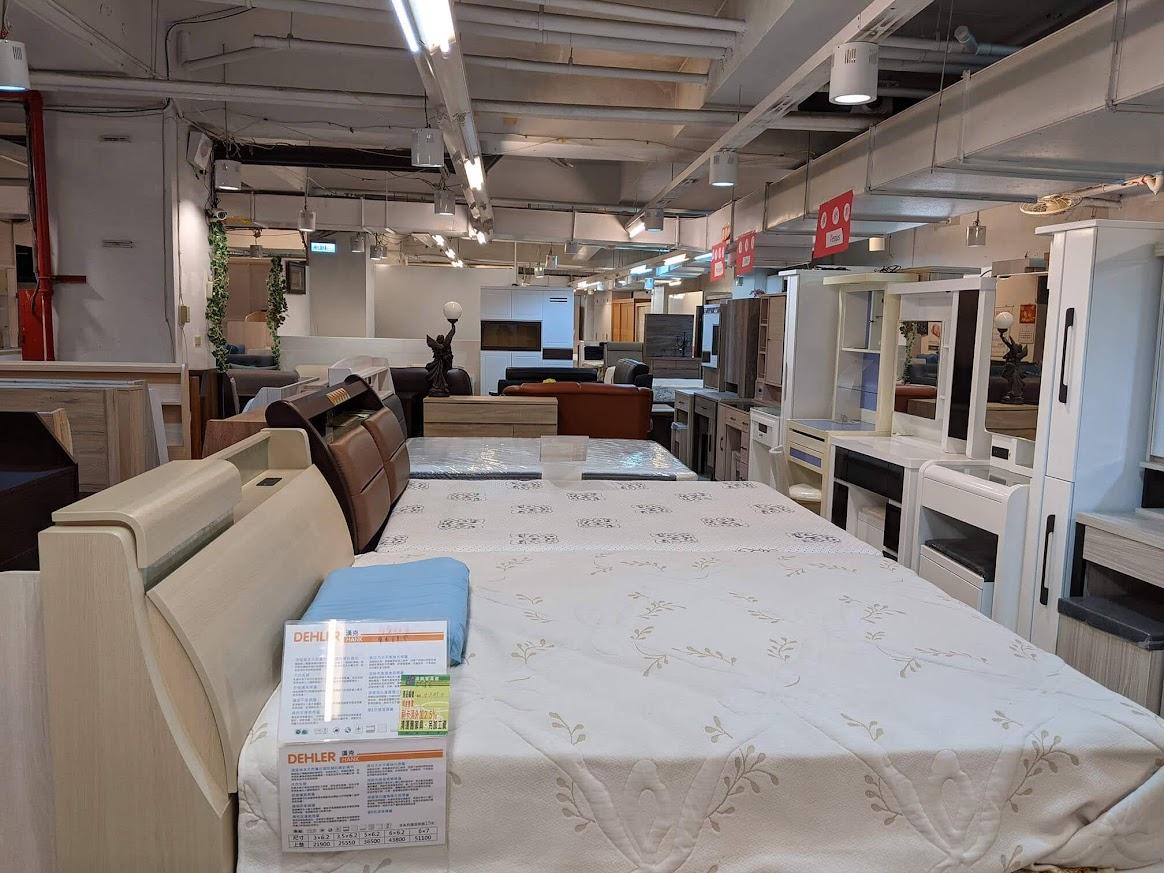添興家具 中永和家具行推薦 各式床架