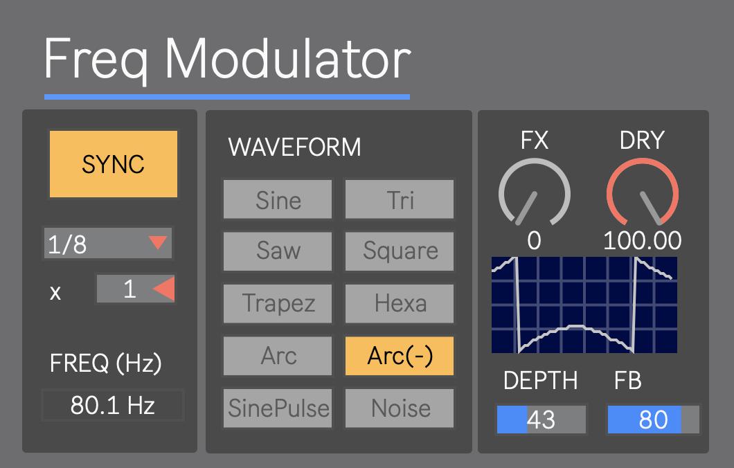 Freqency Modulator4.0