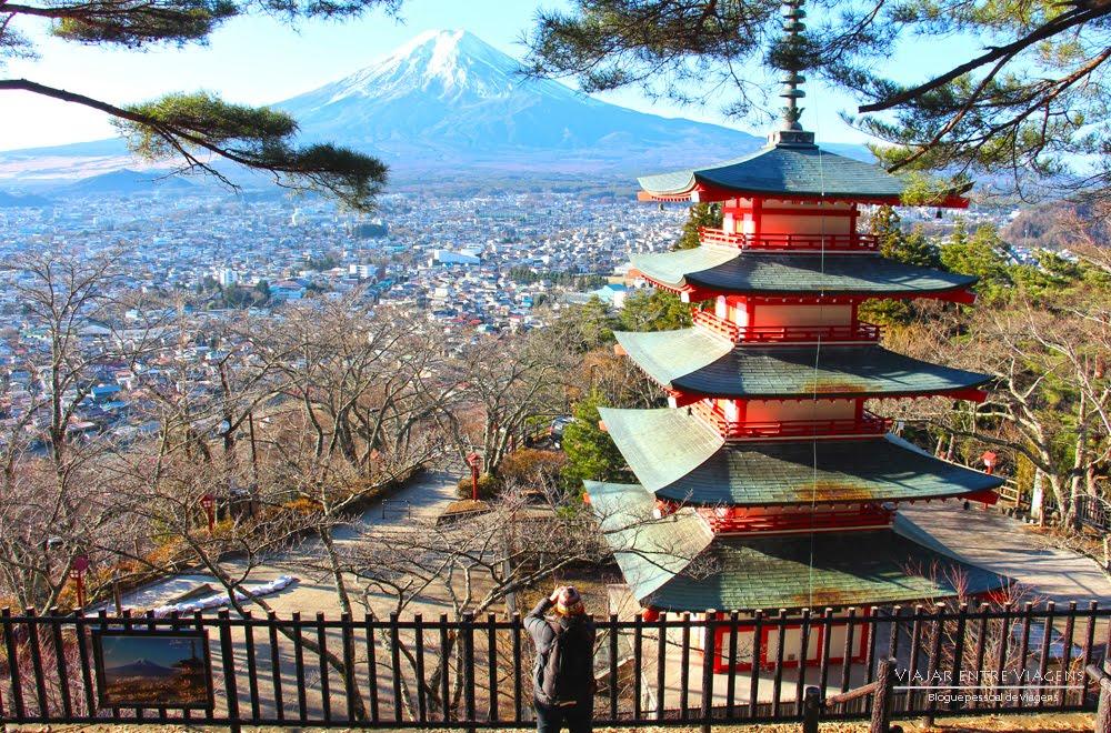 Viajar no Japão