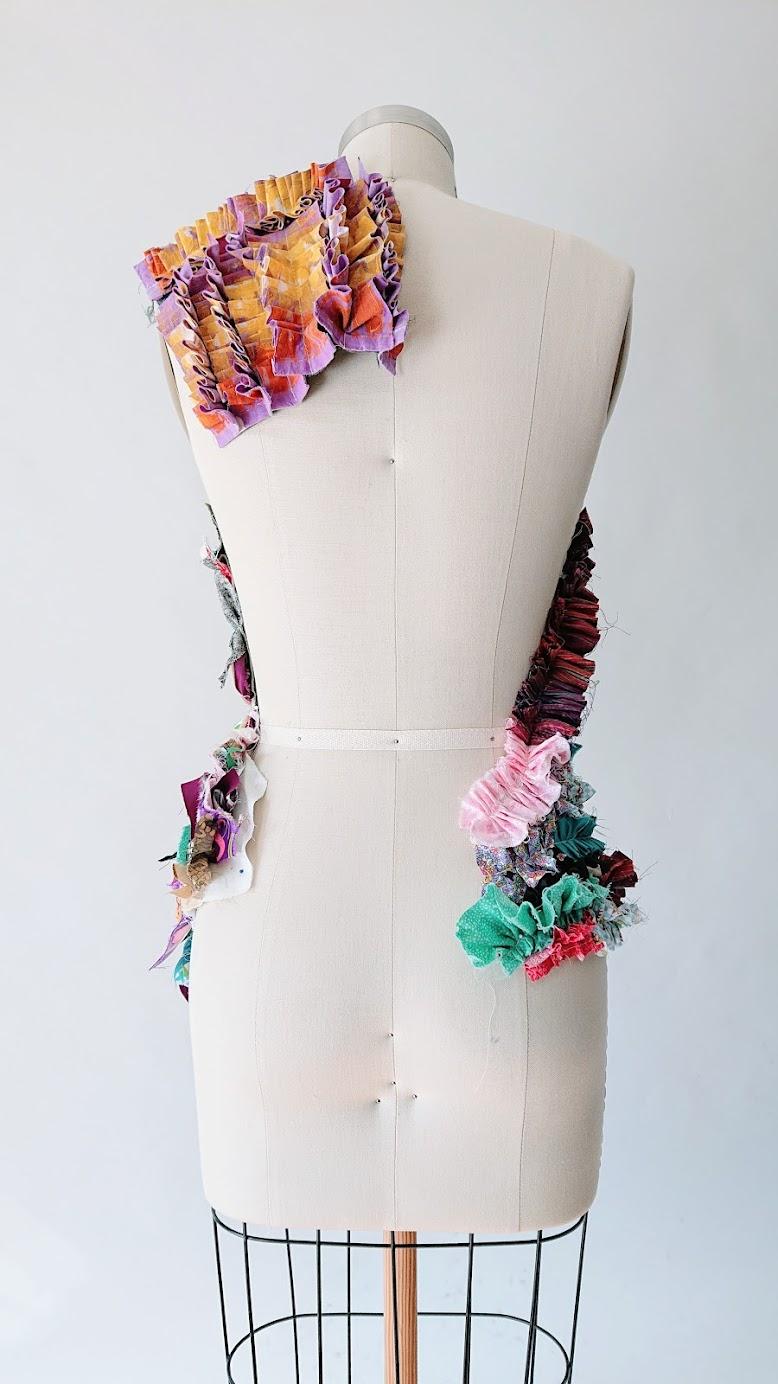 Gathered Cloths - Week 1 result | Fafafoom Studio