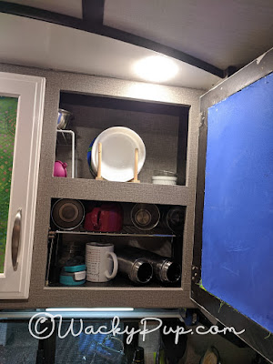 Don't Paint Your Cabinets! Easy RV Cabinet Remodel - No Prep! Won't Scratch Off!