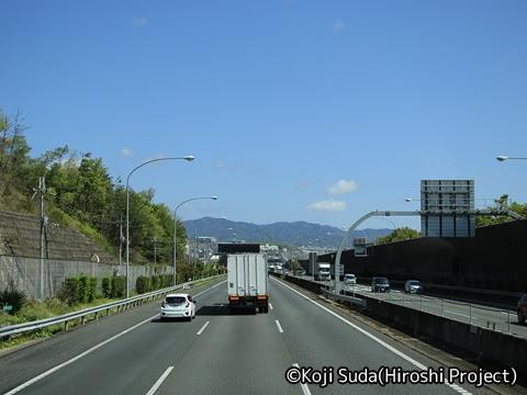 JRバス関東「グラン昼特急8号」 ・・12 2階 最前席からの眺望_02