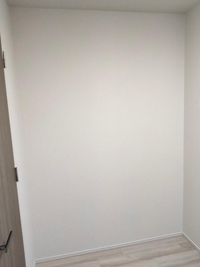 壁面空きスペース