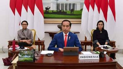 Pemerintah Jokowi Cari Utang Baru Rp323 Triliun di Kuartal II-2021