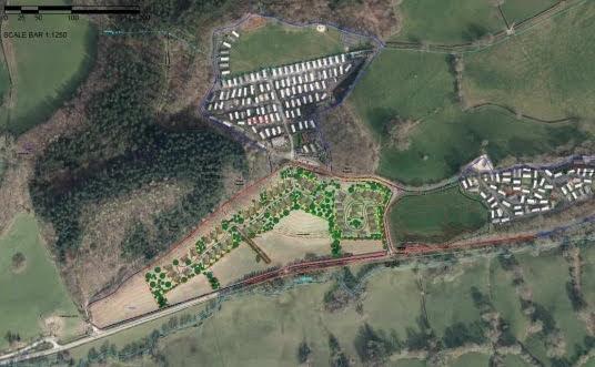 Caravan Park extension plans