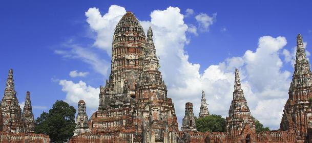 Ayutthaya, Região Central, Tailândia