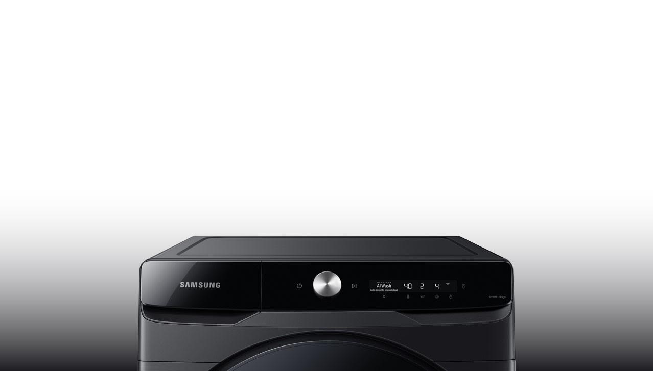 Lý do để bạn chọn mua máy giặt của Samsung vì có thiết kế sang trọng tinh tế