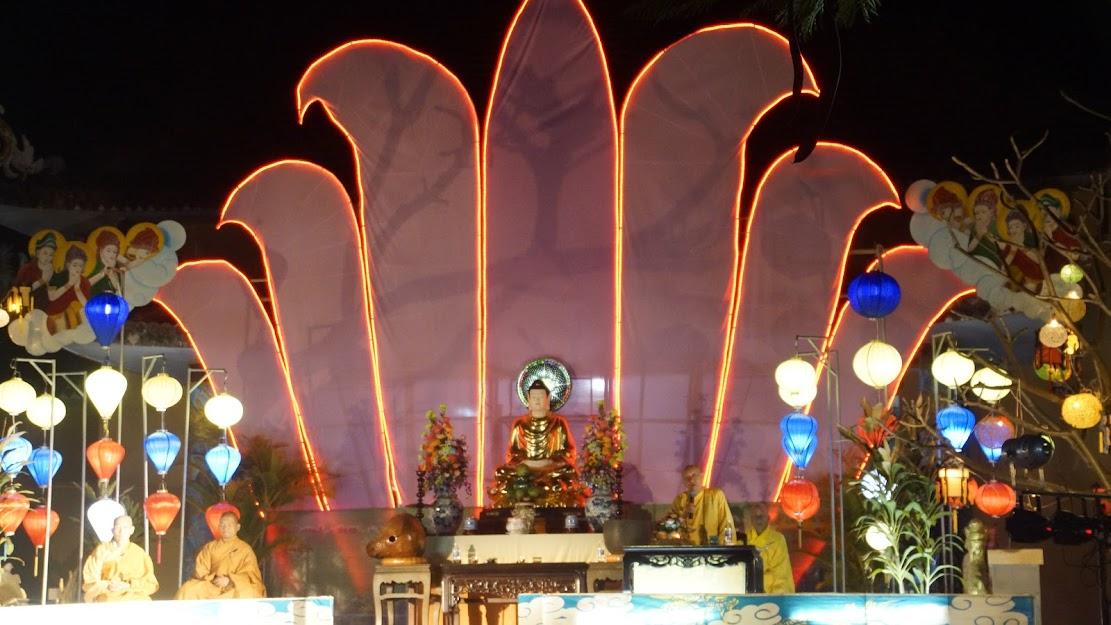 GĐPT Cam Ranh tham dự Đại lễ Thành đạo – PL.2564