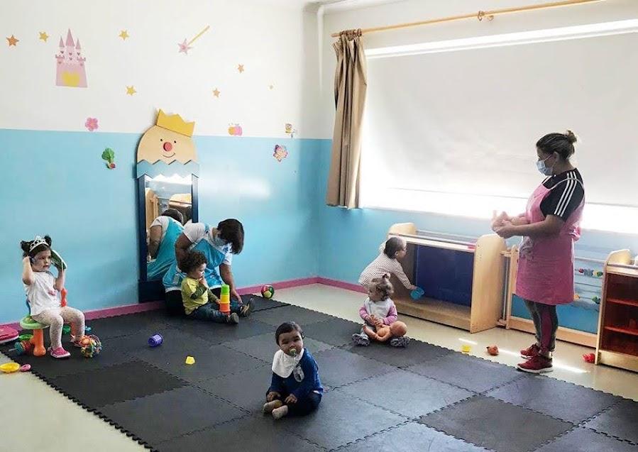 Alegria regressa à creche e ao pré-escolar da Misericórdia de Lamego
