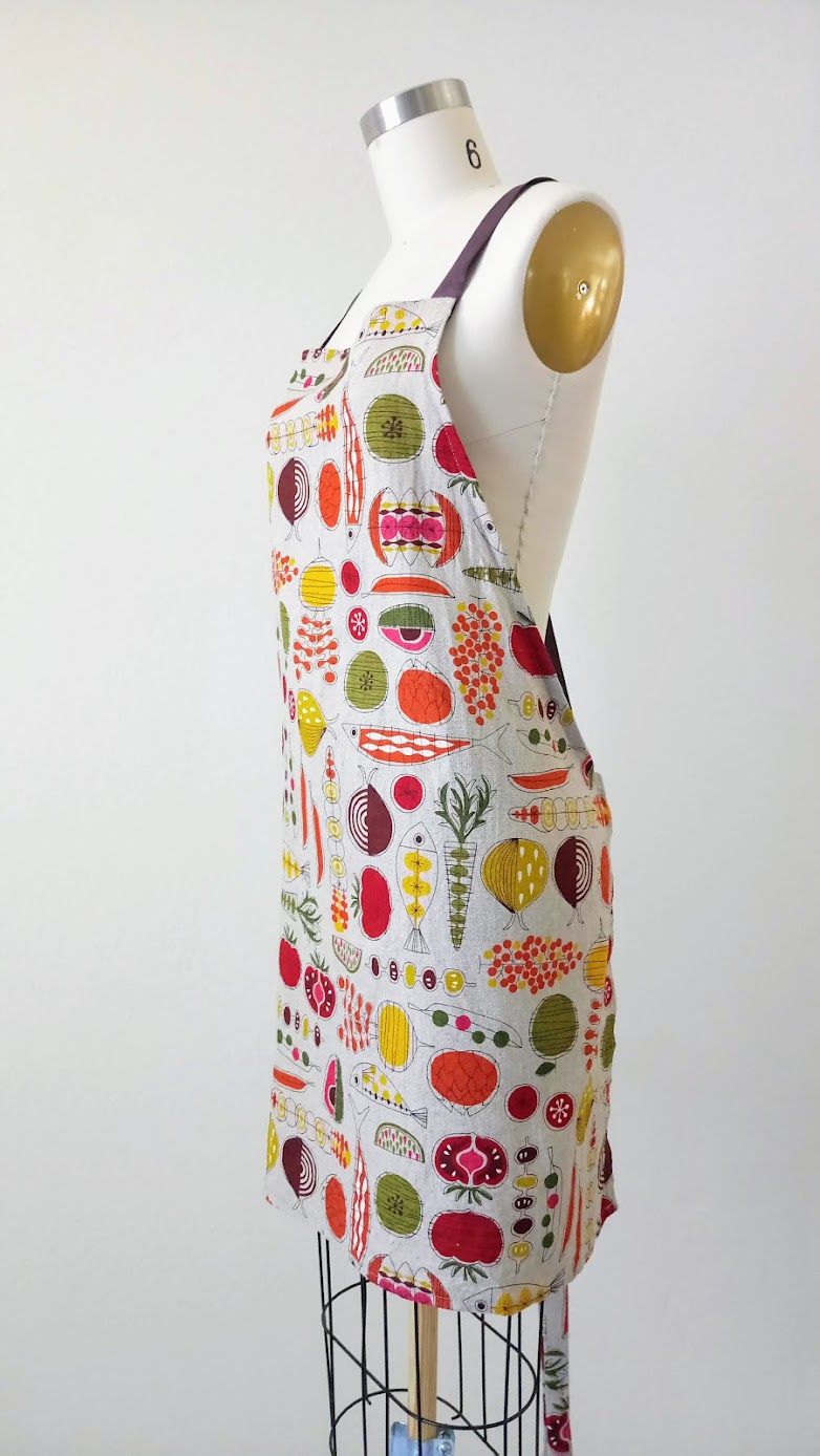 Result: Cooking Apron - Reimagine Project | Fafafoom Studio