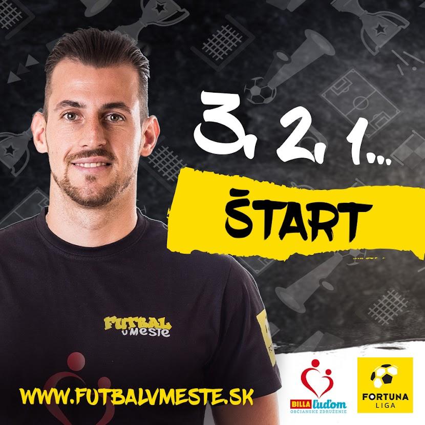 Ambasádor projektu – reprezentant SR a brankár Newcastle United FC Martin Dúbravka