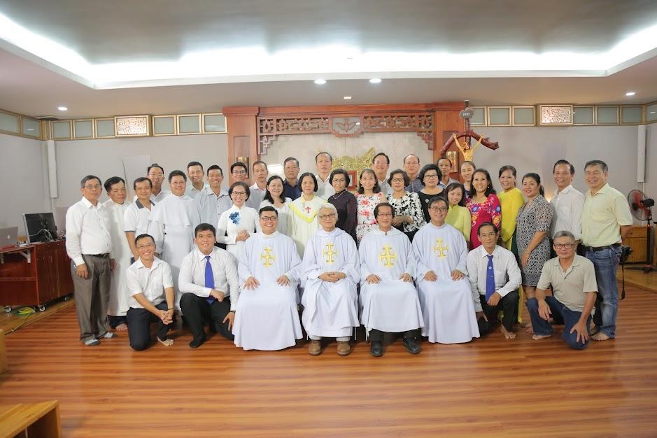 Mừng Bổn Mạng Ban Truyền Thông Giáo Xứ Thánh Đaminh (2020)