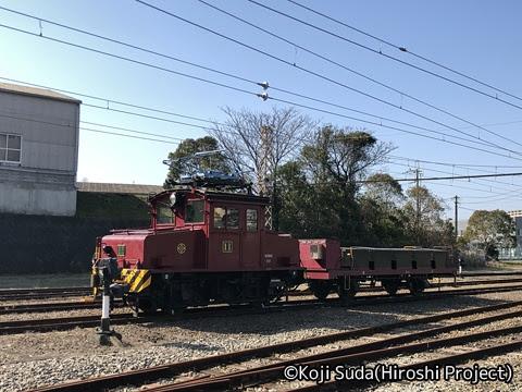 西鉄 6050形改造「THE RAIL KITCHEN CHIKUGO」 全貸切ツアー 大牟田市宮浦地区_03