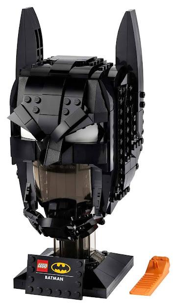 Contenido de Lego® 76182 Capucha de Batman™