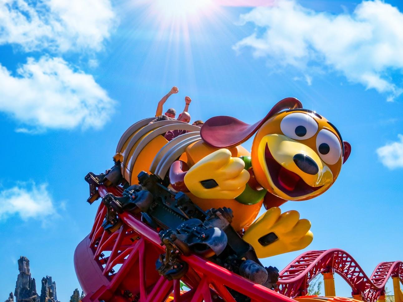 Slinky Dog Dash/Disney's Hollywood Studios - Photo by Laimis Belzinskas