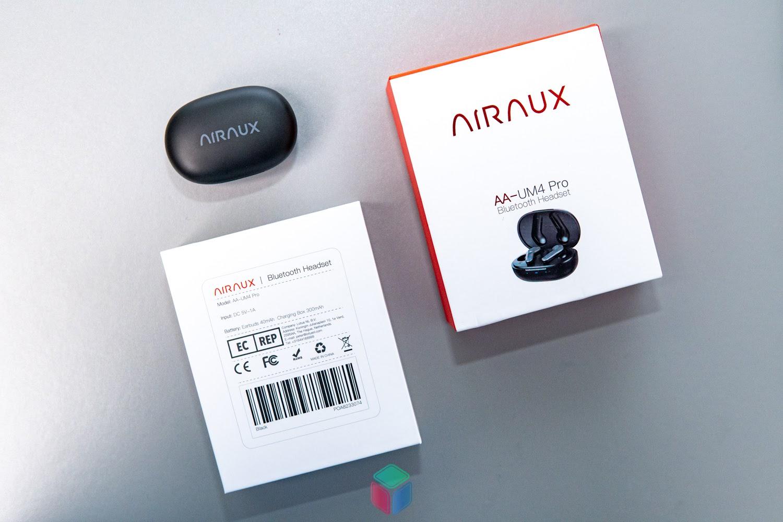 Thiết kế nhỏ gọn của AirAUX AA-UM4 Pro