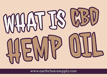 What is CBD Hemp Oil