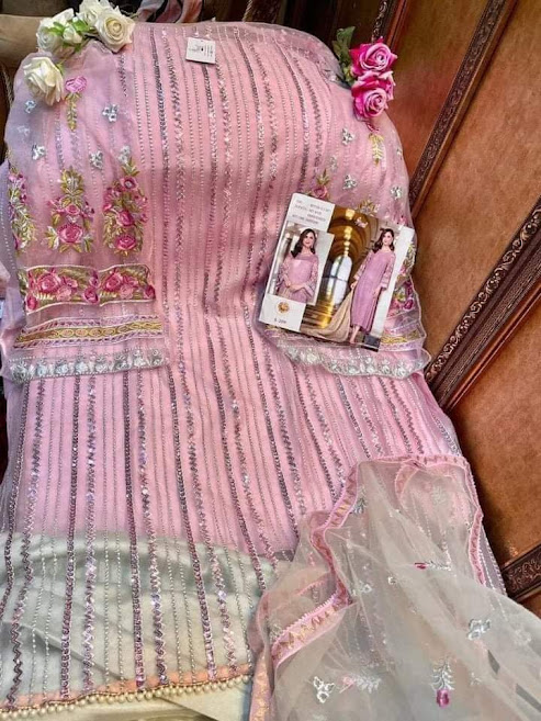 Shree Fabs S 209 Pakistani Salwar Suits Catalog Lowest Price