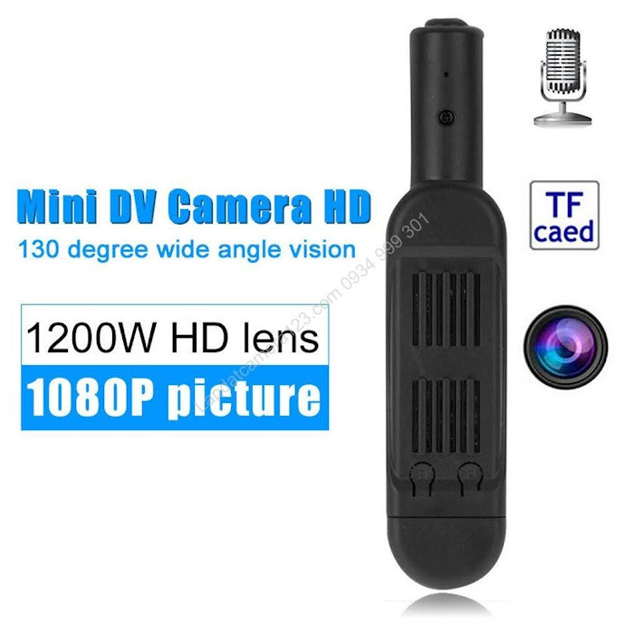 Bút camera ngụy trang