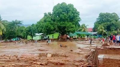 Bencana Banjir Bandang dan Longsor di NTT-NTB: 174 Meninggal, 48 Orang Belum Ditemukan