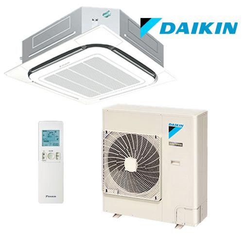 Giới thiệu về hệ thống điều hòa âm trần Daikin