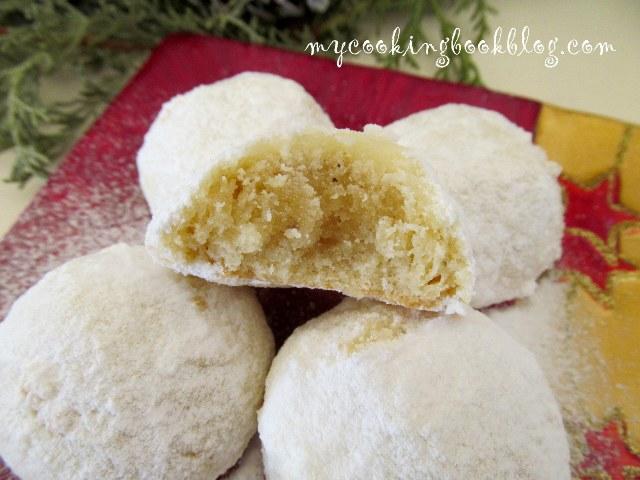 Маслени сладки, топящи се в устата