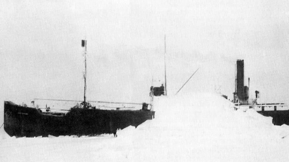 SS Baychimo, o navio fantasma que navegou sozinho por 38 anos