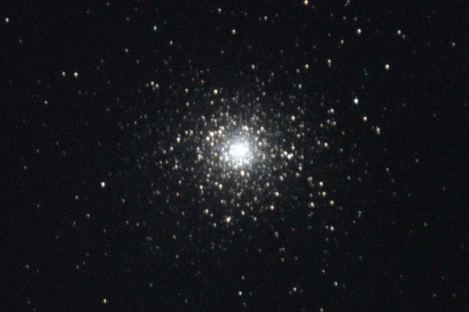 M5 (NGC 5904): はへび座の球状星団(ASI294MC+MAK127)