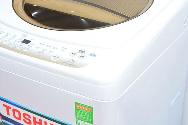 Mạch bảng điều khiển nóng trong khi giặt